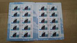 ALLEMAGNE FEDERALE - Carnet Oblitération 1er Jour - 2004 - [7] République Fédérale