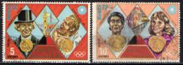 HAITI - 1972 -MEDAGLIERE OLIMPICO - MONACO 1972 - USATI - Haiti