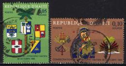 HAITI - 1968 - Consecration Of The Bishopric Of Haiti - USATI - Haïti