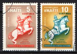 HAITI - 1963 - J. J. Dessalines - USATI - Haiti