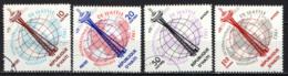 HAITI - 1962 - Space Needle, Space Capsule And Globe - USATI - Haiti
