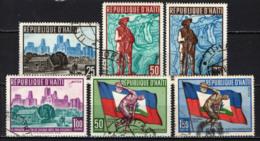 HAITI - 1959 - TERZI GIOCHI PANAMERICANI A CHICAGO - USATI - Haiti