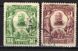 HAITI - 1904 - PRESIDENTE PIERRE NORD-ALEXIS - USATI - Haiti