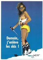 Demain J' Enlève Les Skis ! Photo Foc SDP - Nus Adultes (< 1960)