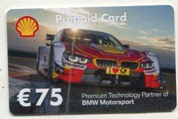 37792 Shell - BMW Motorsport - Gift Cards