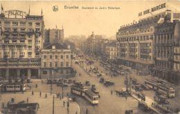 Bruxelles - Boulevard Du Jardin Botanique - Avenues, Boulevards
