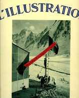 ILLUSTRATION- No 4722 Du 2 Septembre 1933. La Bièvre à Paris. Barrage à Eragny-Conflans- Oise. Vol à Voile - Books, Magazines, Comics