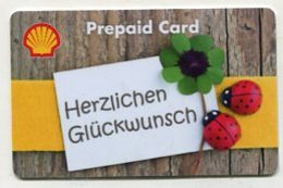 37794 Shell - Herzlichen Glückwunsch - Gift Cards