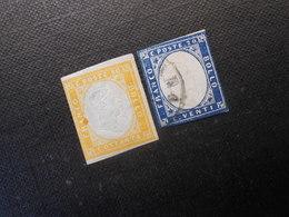 Mi 14a(*)UNG/12a - Viktor Emanuel Ll - 1862 - Mi 50,00 € - Nuevos