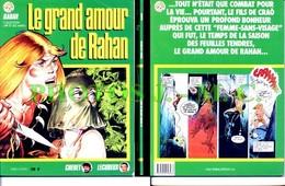 LE GRAND AMOUR DE RAHAN - Rahan
