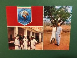 Cartolina Ildebrando Crespi - I Miei Amici Lebbrosi - 1980ca. - Cartoline