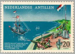 Ned Antillen 1961 Tall Ship Andrea Doria NVPH 322, MNH** Postfris - Curaçao, Nederlandse Antillen, Aruba