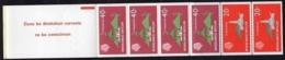 Ned Antillen 1977 Postzegelboekje, Booklet PB 1 MNH/**/Postfrisch - Curaçao, Nederlandse Antillen, Aruba