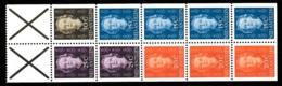 Ned Antillen 1979 Postzegelboekje PB 3R Inhoud, Contents MNH/**/Postfrisch - Curaçao, Nederlandse Antillen, Aruba