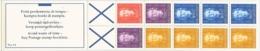Ned Antillen 1979 Postzegelboekje, Booklet PB 4A Links MNH/**/Postfrisch - Curaçao, Nederlandse Antillen, Aruba