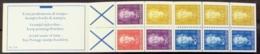Ned Antillen 1979 Postzegelboekje, Booklet PB 4A Rechts MNH/**/Postfrisch - Curaçao, Nederlandse Antillen, Aruba