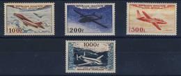 FRANCE   N°   30  À  33 - Airmail