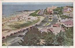 N°39. PLAYA CARRASCO. MONTEVIDEO. URUGUAY, CIRCA 1960 NON CIRCULEE - BLEUP - Uruguay
