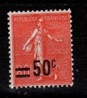YV 220 N** Semeuse Cote 2,50 Euros - France