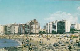 N°446. MONTEVIDEO, PLAYA POCITOS. ED IMPRESORA URUGUAYA SA. URUGUAY, CIRCA 1970 NON CIRCULEE - BLEUP - Uruguay