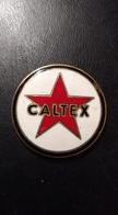 Jetons émaillé Caltex - Belgique