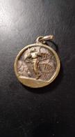 Médaille. Parachutiste. Saint Michel - Belgien