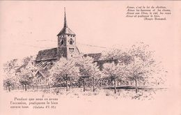 Moudon, Illustrateur Gruffel (7) - VD Waadt