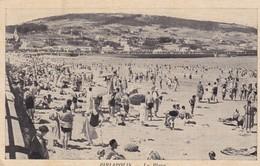 PIRIAPOLIS. LA PLAYA. FOTO ATLANTICA. URUGUAY, VOYAGEE CIRCA 1940s - BLEUP - Uruguay