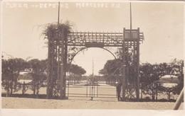 PLAZA DE DEPORTES . MERCEDES. URUGUAY. FOTO TELESCA. VOYAGEE 1928 - BLEUP - Uruguay