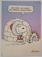 Fumetti - SNOOPY Igloo - Vg Germany 1989 Stamp - Fumetti