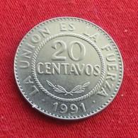 Bolivia 20 Centavos 1991 KM# 203  Bolivie - Bolivie