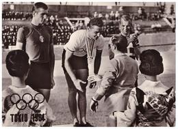 Jan Smolik Cyclisme Tokio 1964 - Cyclisme