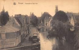 BRUGES - Panorama Du Quai Vert - Brugge