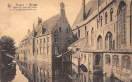 BRUGGE - St. Jan's Ziekenhuis.   XIIIe Eeuw - Brugge