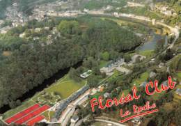 CPM - LA-ROCHE-EN-ARDENNE - FLOREAL - CLUB - Avenue De Villez 6 - La-Roche-en-Ardenne