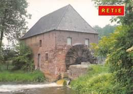 CPM - RETIE - Watermolen : Duinberg - Omstreeks 1400 J. - Retie