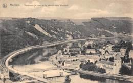 HASTIERE - Panorama Et Vue De La Meuse Vers Waulsort - Hastière