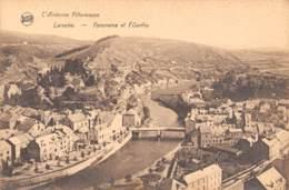 LAROCHE - Panorama Et L'Ourthe - La-Roche-en-Ardenne