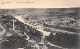 NAMUR - Panorama Pris Du Funiculaire - Namur