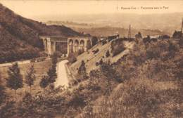 ROANNE-COO - Panorama Vers Le Pont - Stavelot