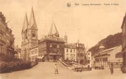 SPA - Fontaine Monumentale - Pouhon Et Eglise - Spa