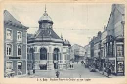 SPA - Pouhon Pierre-le-Grand Et Rue Rogier - Spa