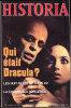 Historia N° 389 -  Qui était Dracula ? - History