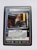 Star Trek CCG - Personnel Cardassian – Borad (Rar) - Star Trek