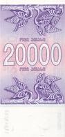 GEORGIA P. 46b 20000 K 1993 UNC - Géorgie