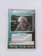 Star Trek CCG - Personnel Federation - Albert Einstein (Rar) - Star Trek