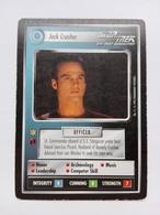 Star Trek CCG - Personnel Federation – Jack Crusher (Rar) - Star Trek