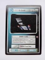 Star Trek CCG - Ships Federation – U.S.S. Rio Grande (Rar) - Star Trek