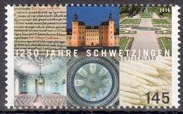 Bund MiNr. 3204 ** 1250 Jahre Schwetzingen - Nuovi