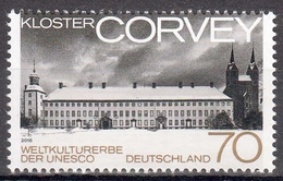 Bund MiNr. 3220 ** UNESCO-Welterbe: Kloster Corvey - Nuovi